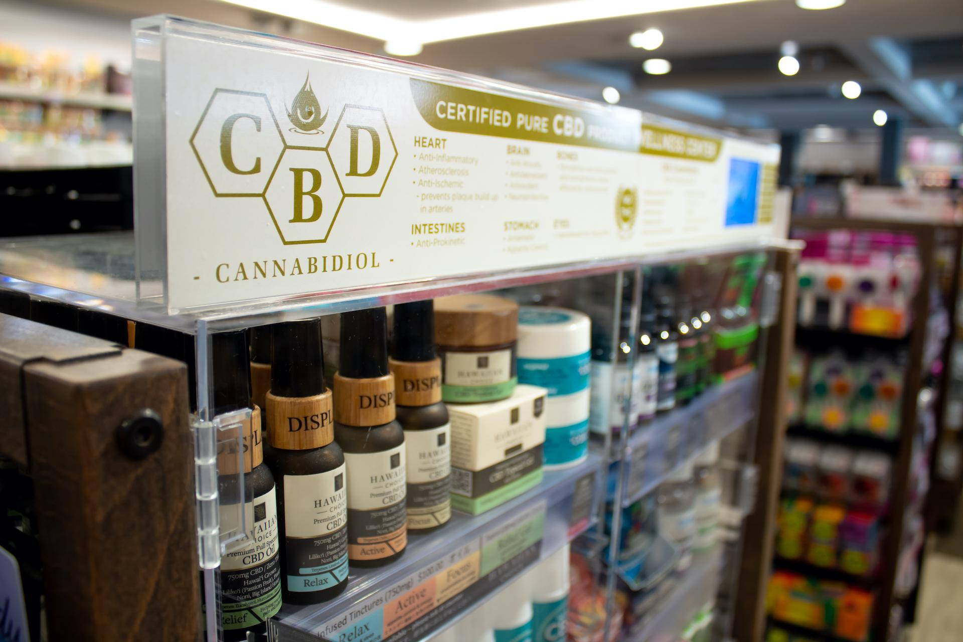 Types of CBD products | Soulsome Cold-pressed CBD Oil
